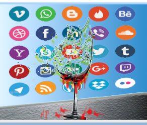 اغتشاش و شبکه های  اجتماعی