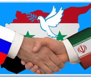 همکاری ایران و روسیه در بحران سوریه ؛ آثار و دستاوردها