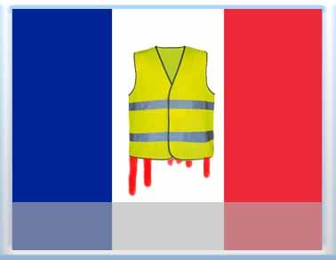 گزارشی از جنبش جلیقه زردها در فرانسه